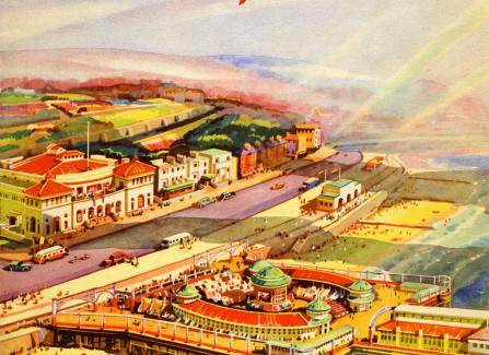 Hastings & St Leonards Souvenir Programme, 1930s