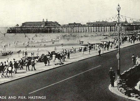 View of the Pier from Carlisle Parade