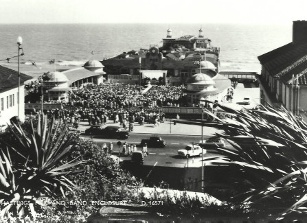 The Pier apron with moveable stage
