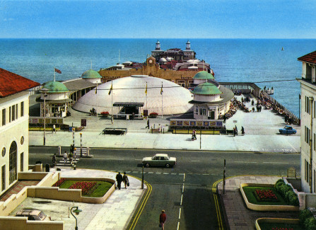 The Triodome on the Pier