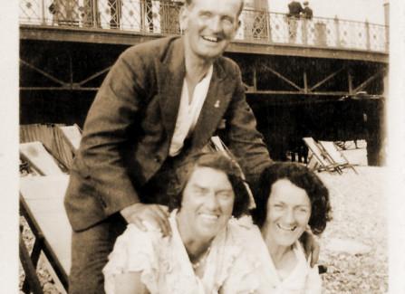 Family photograph, 1930
