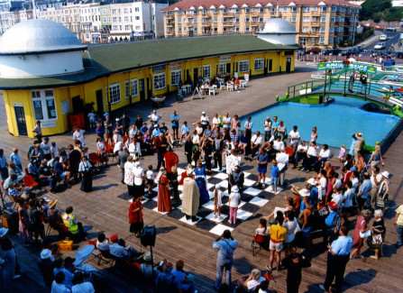 Hastings International Chess Congress 1995