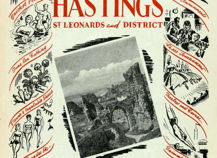 Holiday guide to Hastings, 1951
