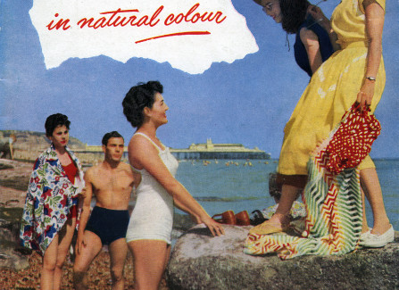 Hastings and St Leonards publicity booklet, 1950s