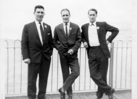 Pier Ballroom bouncers, 1960s