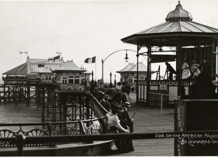 St Leonards Pier