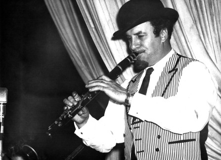 Acker Bilk on the Pier