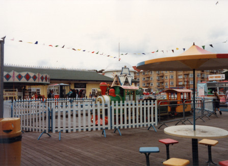 120 Year Anniversary – Rides on the Pier Apron