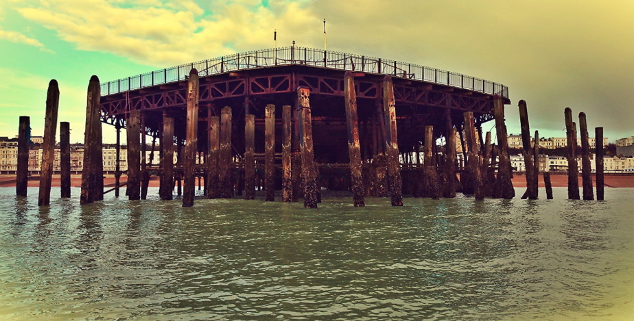 Head of the Pier