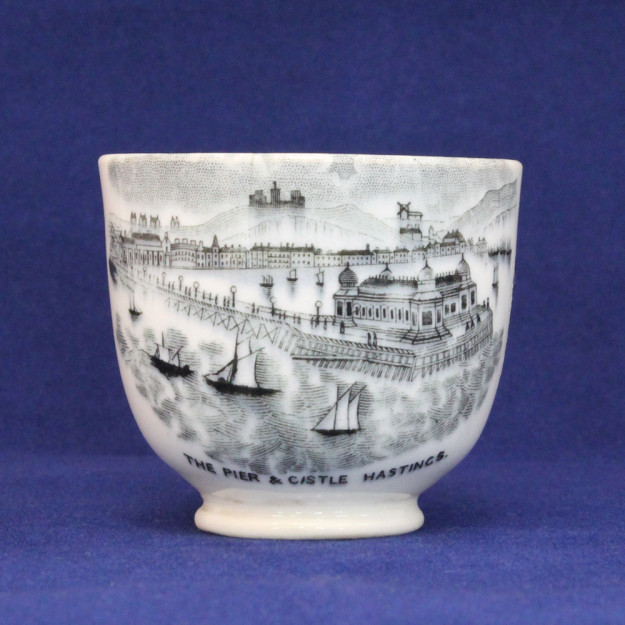 A Victorian souvenir of Hastings Pier