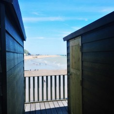 Shed with a view