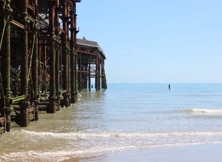 Pier scenes