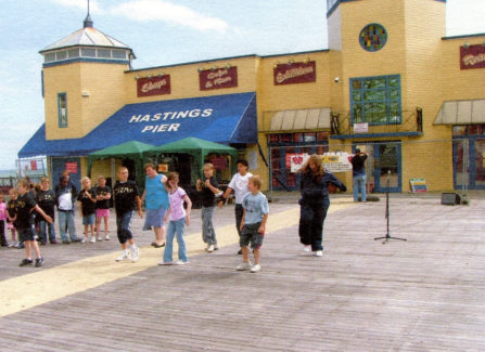 Save the Pier! 2006