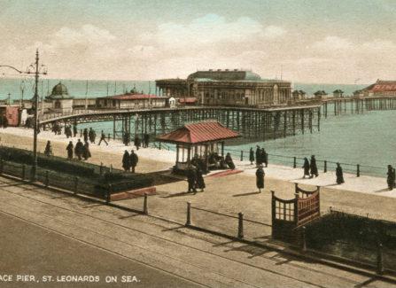 The Palace Pier, St Leonards