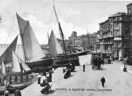 Yachts and Queens Hotel, Hastings