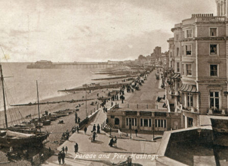 The Pier, Parade and Queens Hotel