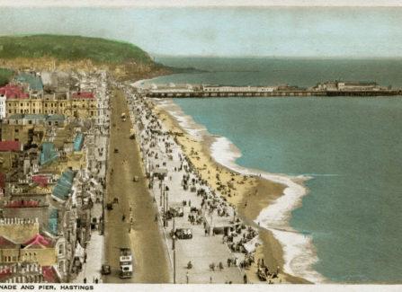 Promenade and Pier 1930s