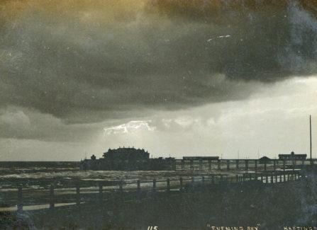 """""""Evening Sky"""" 1911-1914"""