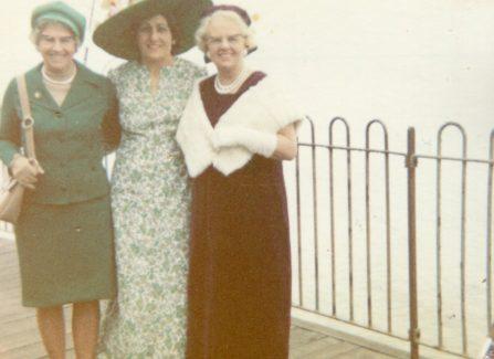 Easter Bonnet Parade, 1974