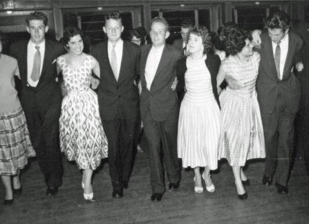 Dancing on the Pier in the 1950s