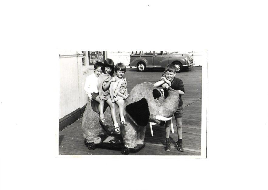 Wilson family circa 1970