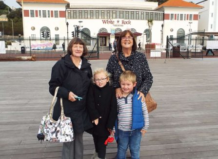 Our half term visit back to the Pier