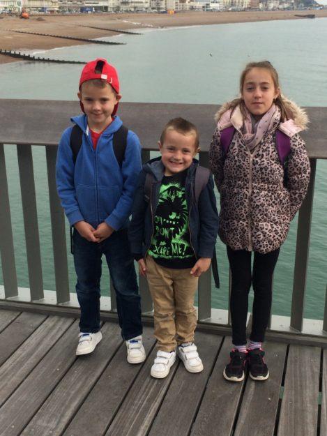 Daniel, Kieran and Louise 2
