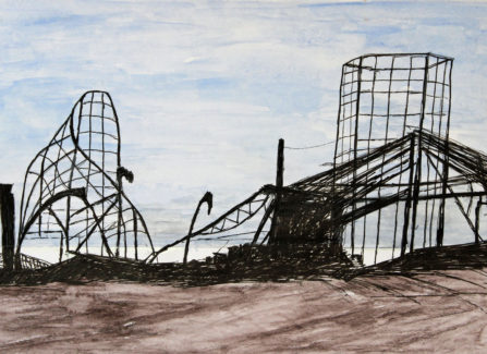 After the Fire by Val Grist, 2010