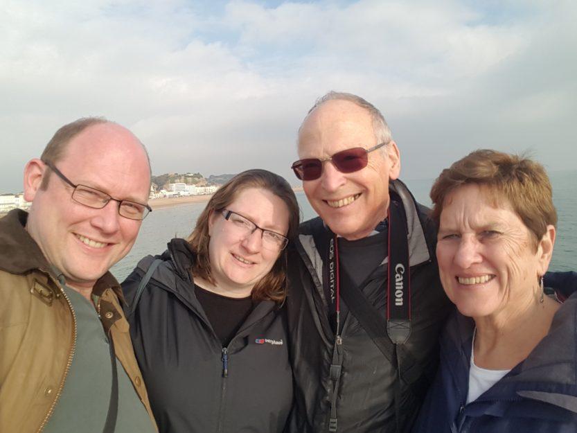 Jonathan, Katie, David, Wendy Poole
