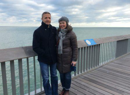 Guy and Elaine Lane