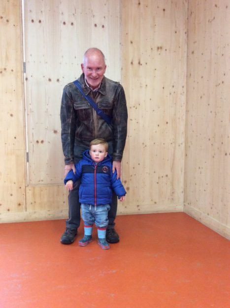 Ted and Grandad