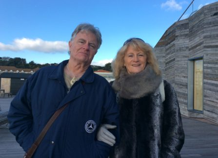 Jack Lawson and Jill Gowen