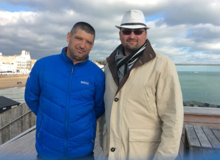 Rogojina Radu Constantin and Lipãrã Nicusor