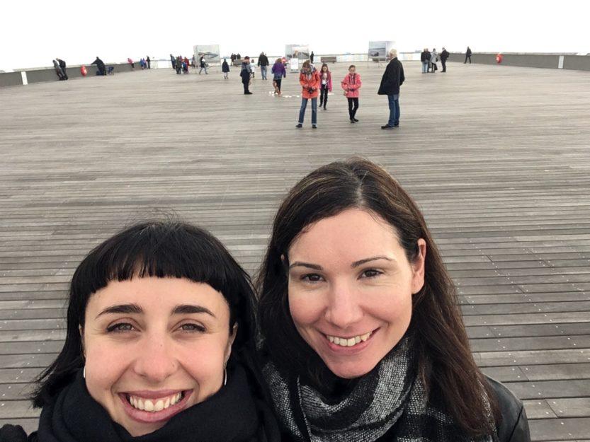 Yaz Norris & Francesca Piacentini