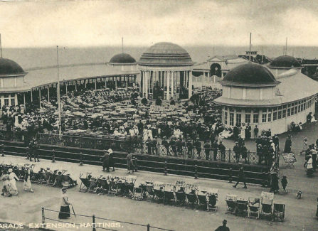 The Parade Extension