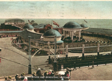 New Promenade and Bandstand c. 1930