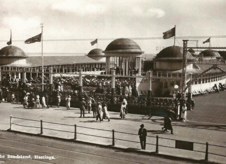 The Bandstand 1925-1930