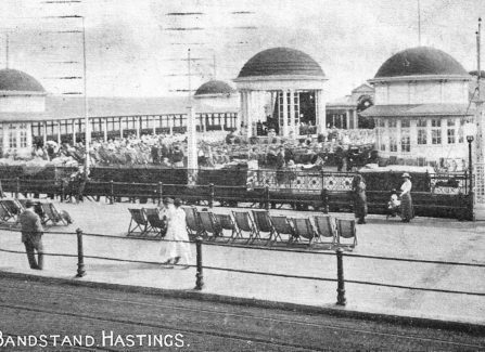 The Bandstand, Hastings Pier