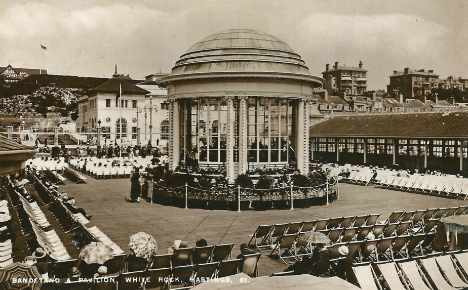 Bandstand and Pavilion
