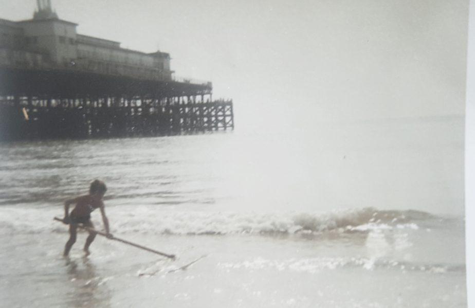 Hastings pier 1966