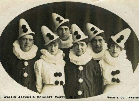 Mr Wallis Arthur's Concert Party