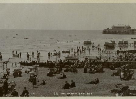 The Beach, Hastings