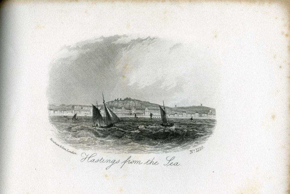 A Booklet of Victorian Pier Engravings