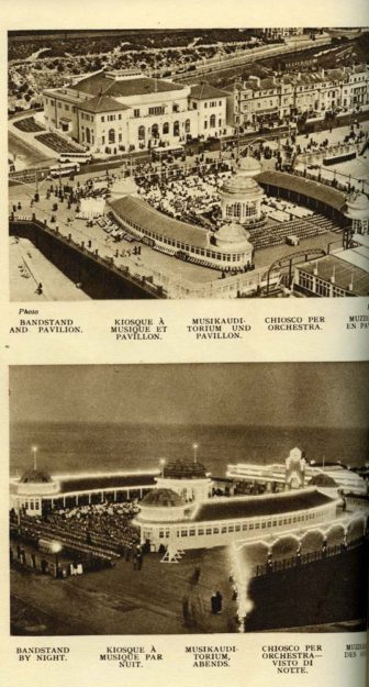 A Multi-Lingual Guidebook to Hastings & St Leonards, c.1935