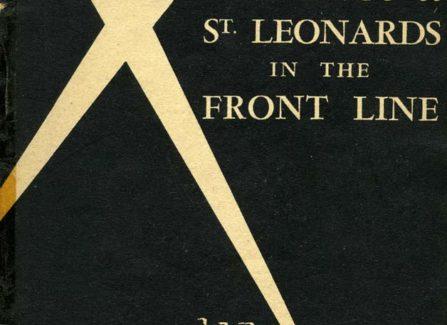 World War II Hastings & St Leonards Booklet, 1940