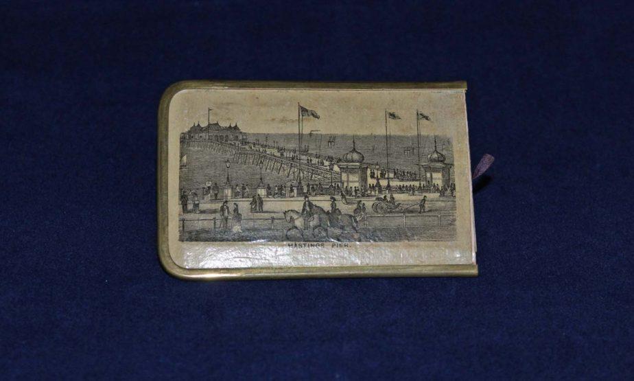 A Victorian souvenir of Hastings Pier
