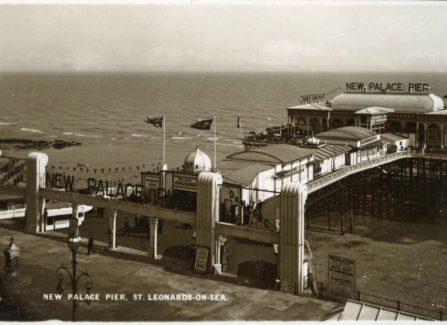 New Palace Pier, St Leonards on Sea