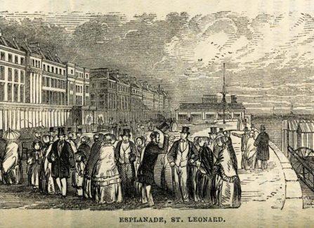 Esplanade, St. Leonard