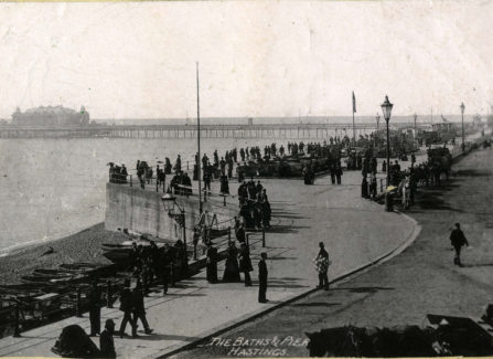 The Baths and Pier