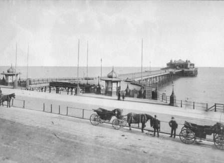 The Victorian Pier